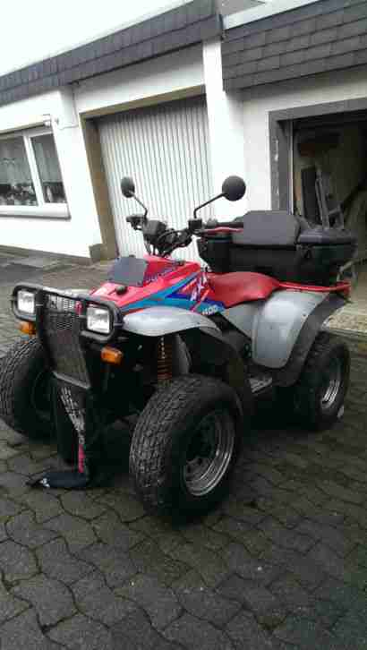 Quad Polaris 400 4x4 Allrad