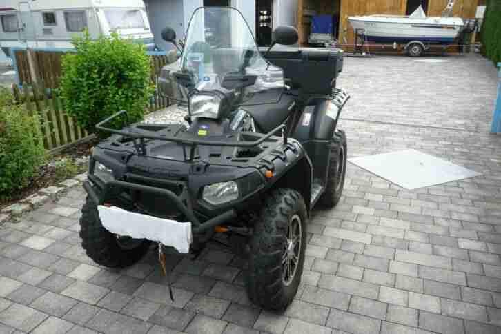 Quad Polaris ATV Sportsman Forest 850 | Transport möglich