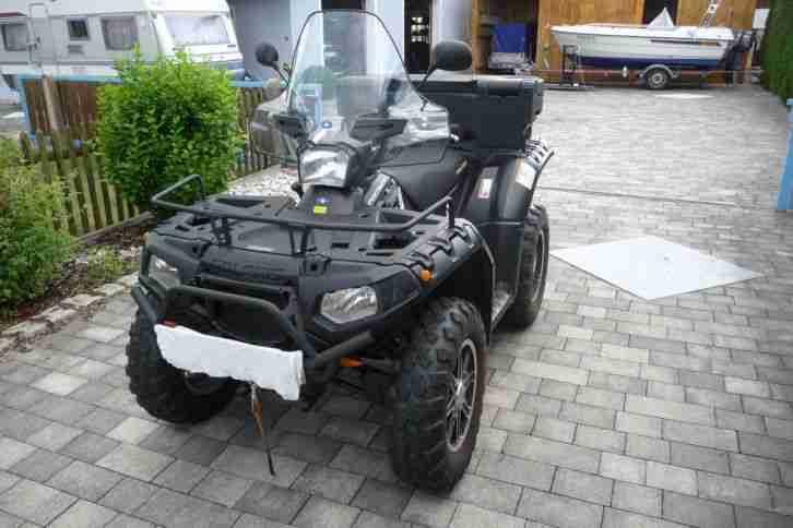 Quad Polaris ATV Sportsman Forest 850