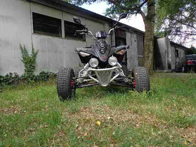 Quad SHINERAY XY250ST 9C