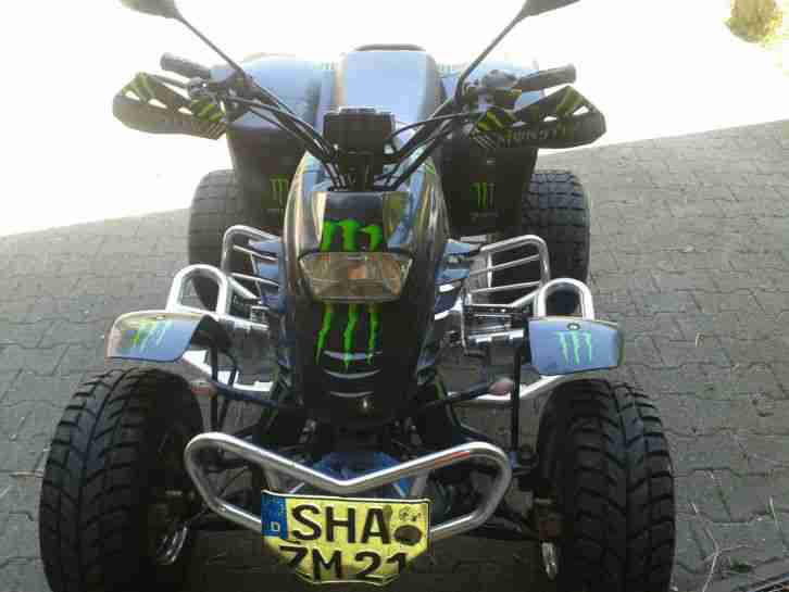 Quad SMC 250 ccm Stinger