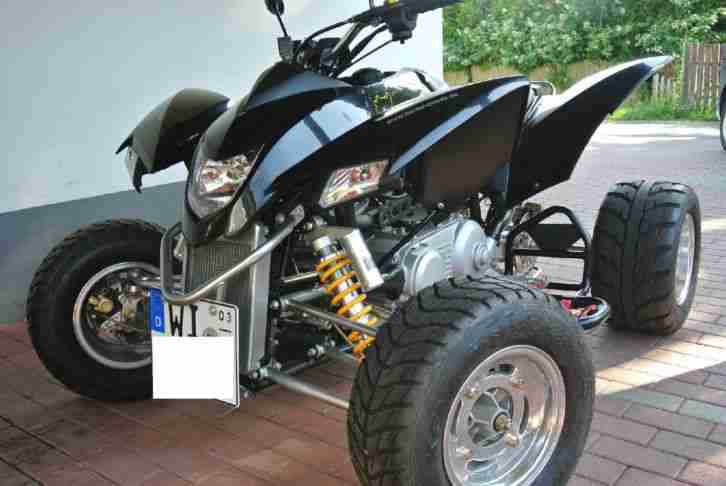 Quad SMC Bronco 323 Supermoto