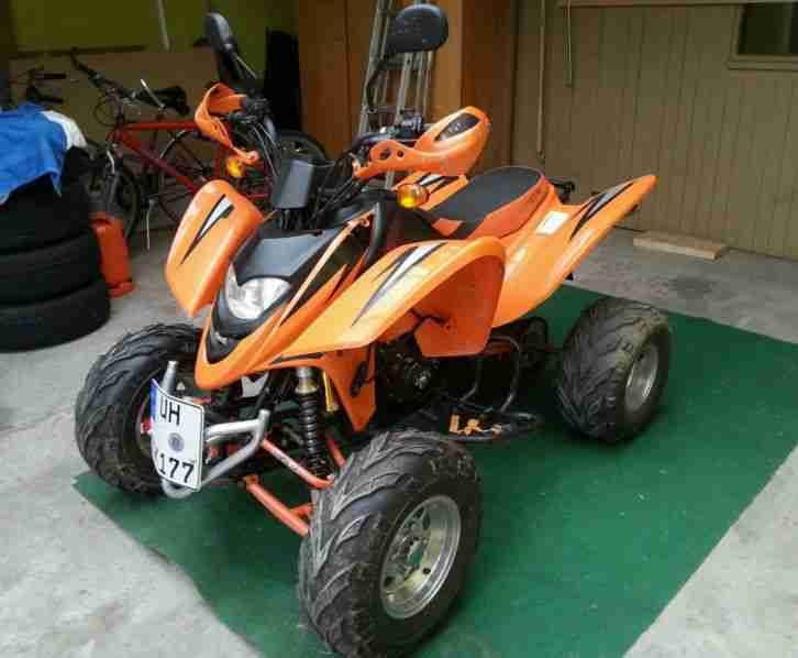 Quad Shineray XY250STXE