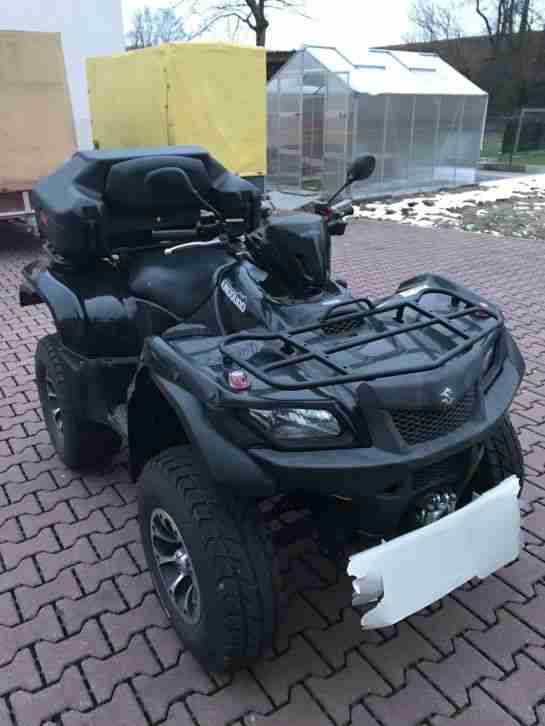Quad Suzuki LTA 450 King Quad