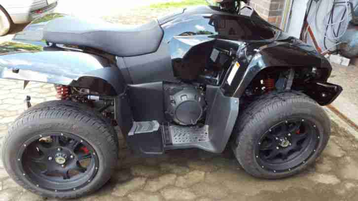 Quad Triton Roadster 700 RS EFI