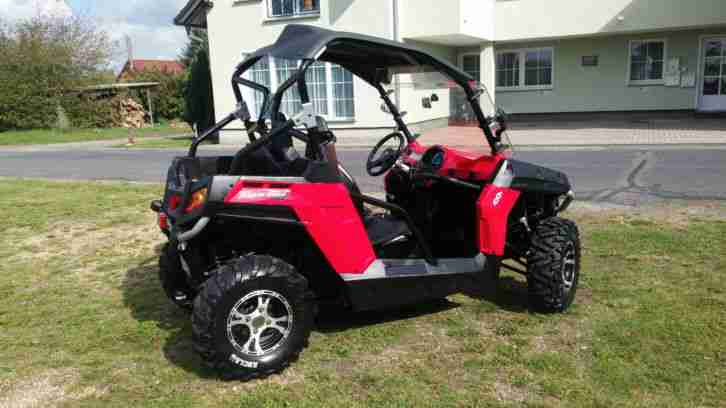 Quad, UTV, CF MOTO Terracross