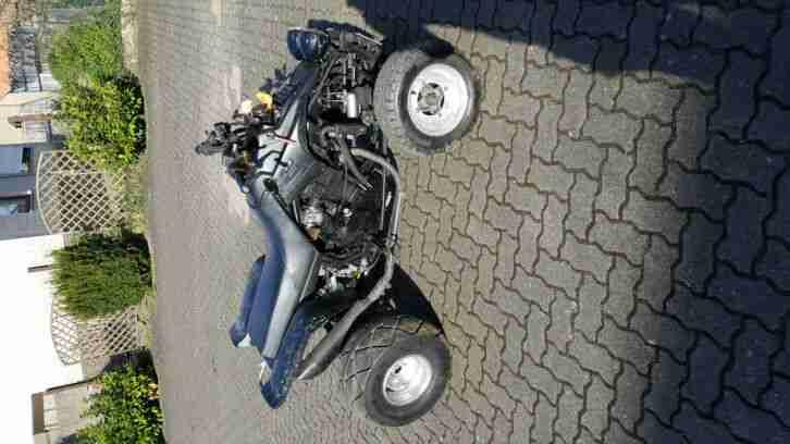 Quad Yamaha Warrior Bj.95 Gpz Motor 500ccm 60PS