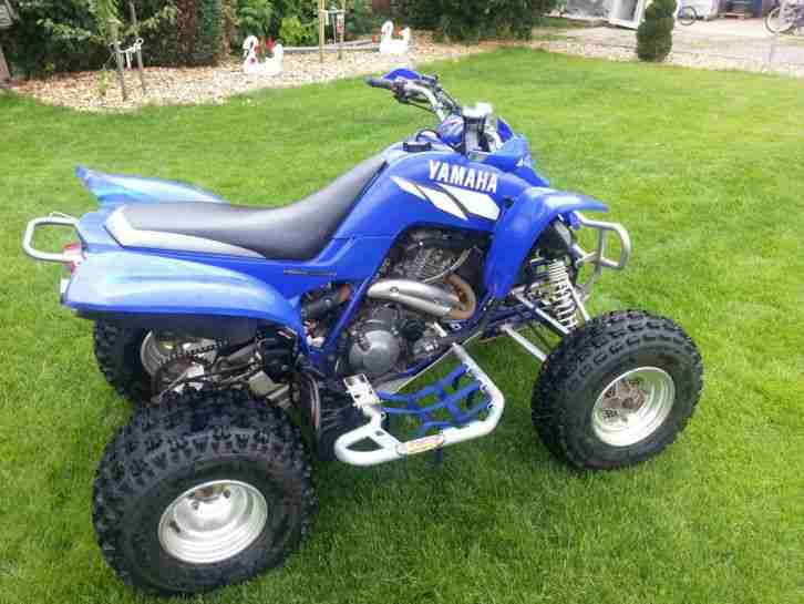 Quad yamaha yfm 660r raptor bestes angebot von quads for Yamaha 660r raptor
