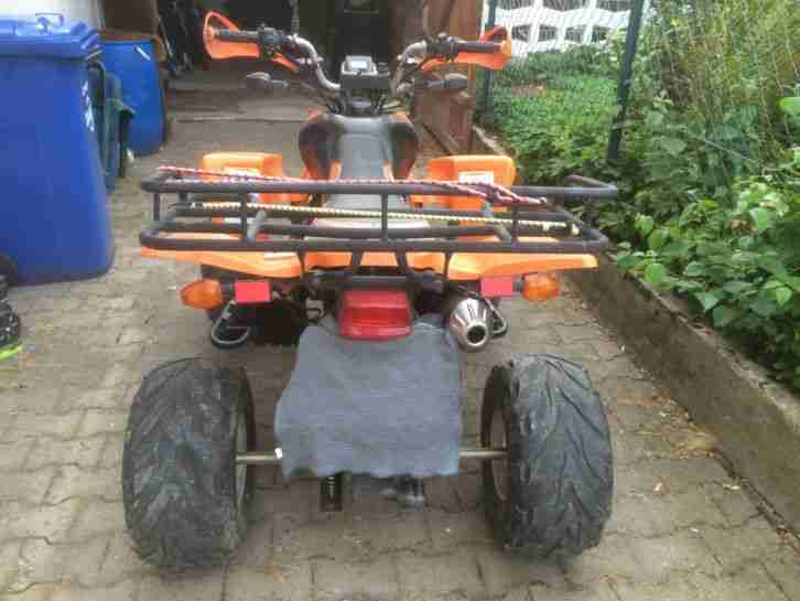 Quad shineray 250 stxe