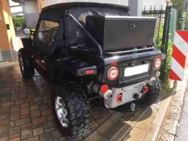 Quadix Buggy Jeep