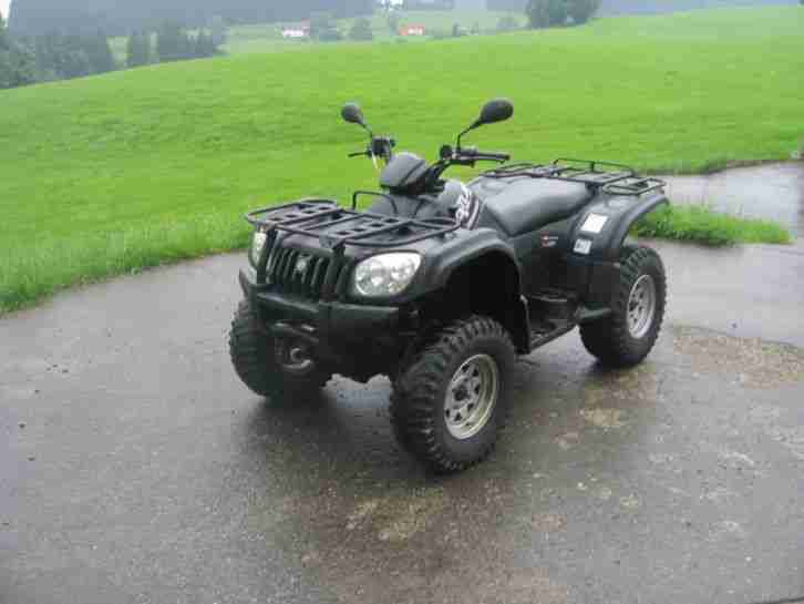 Quat ATV Explorer