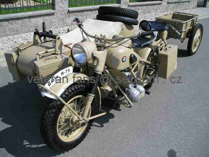 r 75 bmw r75 wh sahara mit angetriebene bestes angebot von old und youngtimer. Black Bedroom Furniture Sets. Home Design Ideas