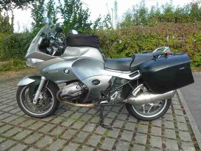 R1200 ST R GS EZ 02 05, Kupplung neu, 1.Hd, Scheckheft, Windschild, Koffer mgl.