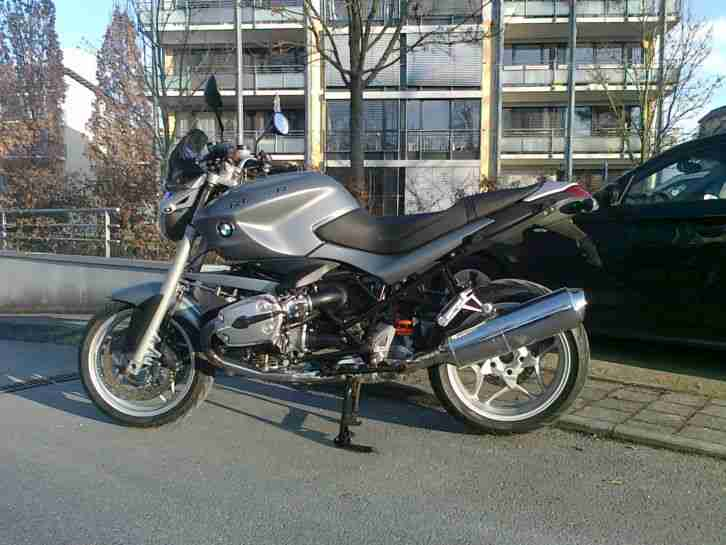 R1200R mit ESA, RDC, ABS, ASR, uvm. Koffer optional