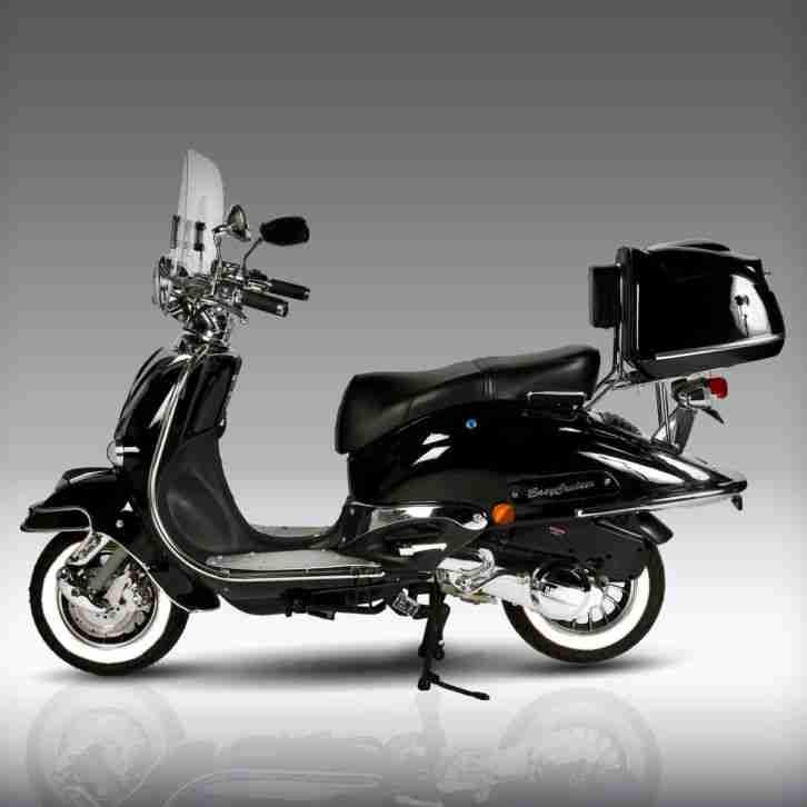 retro roller artemis scooter mofa 25 49 50 125 bestes. Black Bedroom Furniture Sets. Home Design Ideas