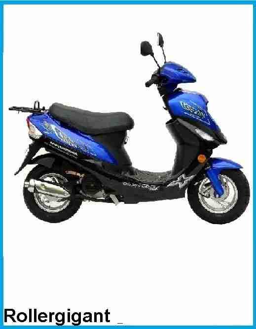 roller gmx 550s 45 km h motorroller scooter bestes. Black Bedroom Furniture Sets. Home Design Ideas