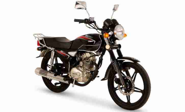 ROMET ROUTER RM 125 Naked Bike 125ccm 4 Takt