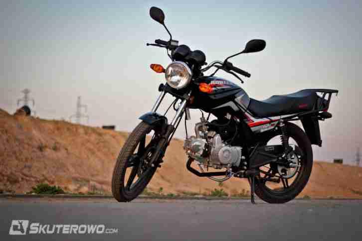 ROMET ROUTER WS 50 Naked Bike 50 ccm 4-Takt Motorrad