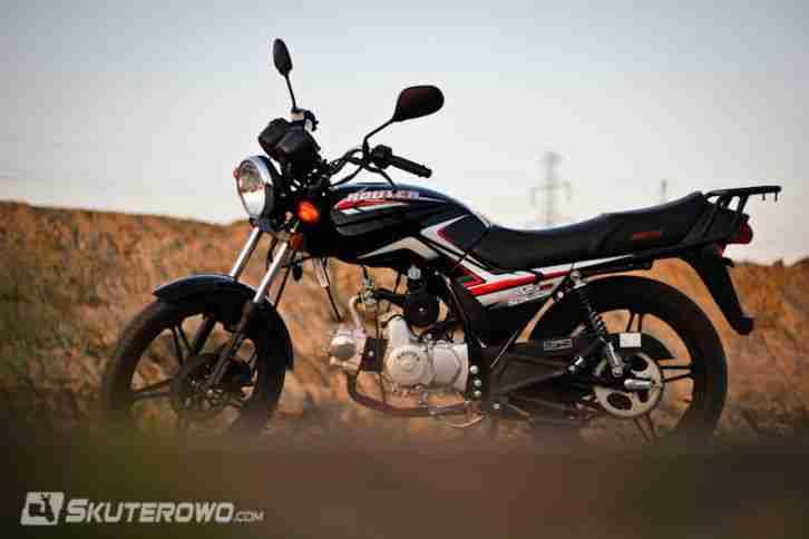 ROMET ROUTER WS 50 Naked Bike 49 ccm 4-Takt Motorrad