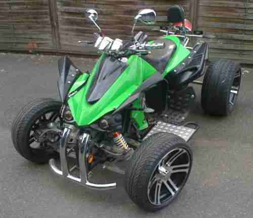 Racing Quad ATV