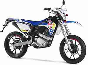Rieju MRT FREEJUMP 125 SUPERMOTO
