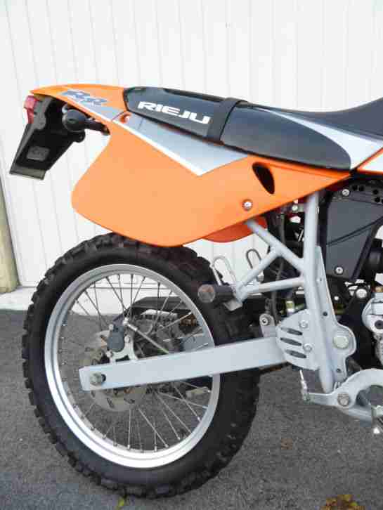 Rieju RR Enduro orange