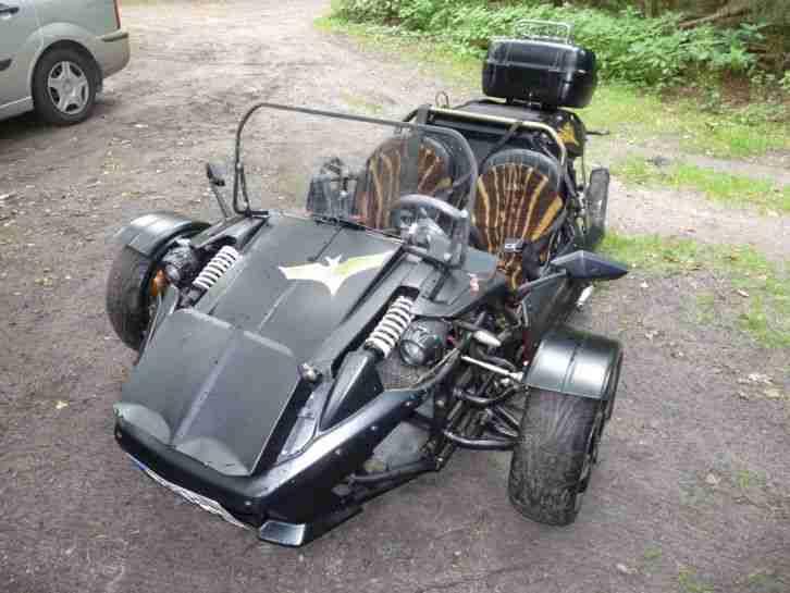 Roadstertricke 250ccm