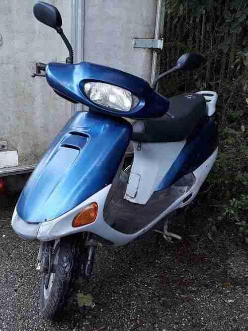 Roller Honda Bali 50