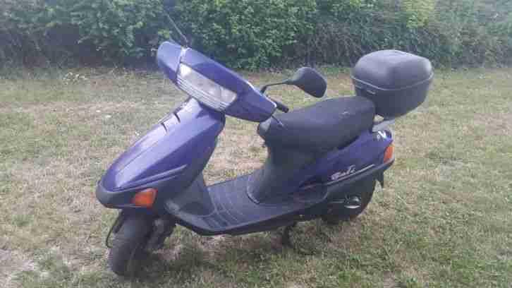 Roller Honda Balli Mofa