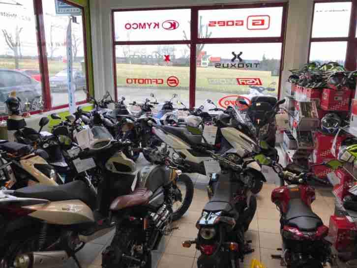 Roller Moped Motorrad Größe Frühlings Aktion!! 799€ Neu