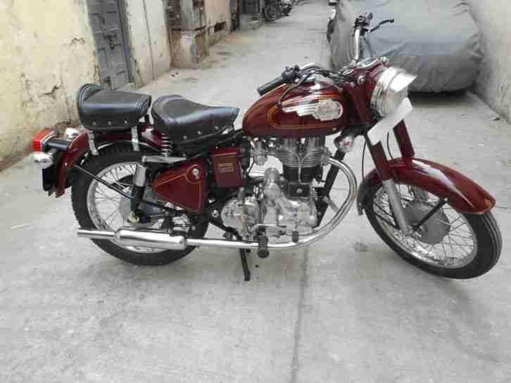 Royal Enfield 1977 Model 350 cc free shipping
