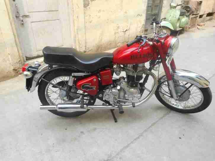 royal enfield 2000 model 500 cc free shipping bestes. Black Bedroom Furniture Sets. Home Design Ideas