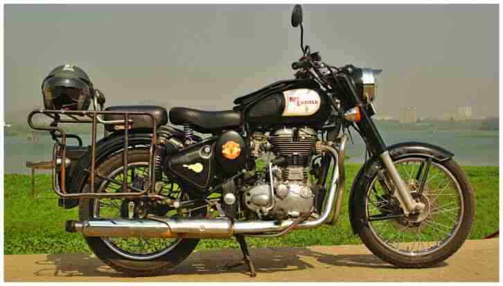 Royal Enfield 500 ccm EFI Classic Well