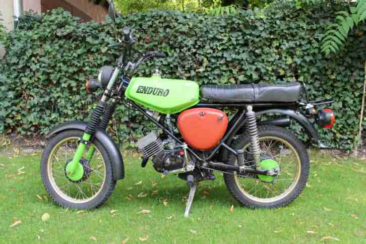 S51 enduro 4 gang 1981