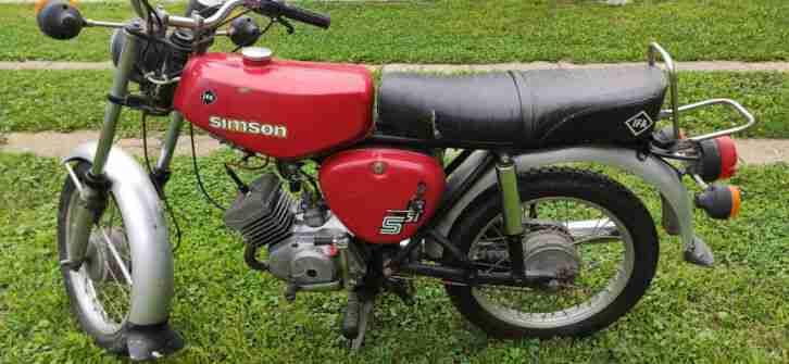 SIMSON S51 B