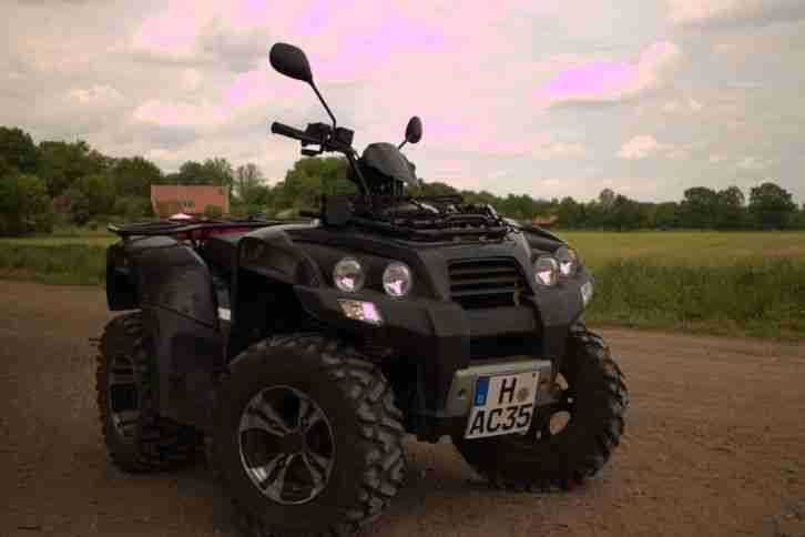 SMC Jumbo 302 Quad/ATV