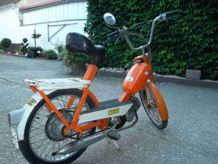 SOLO Typ 711 Moped BJ 1972