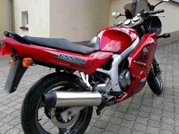 Suzuki GS 500 E ,EZ.2003 ,Tüv 6 15 , eine in - Bestes Angebot von Suzuki.