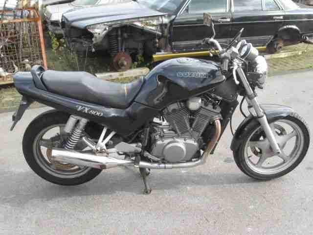 Suzuki VX 800 - Bestes Angebot von Suzuki.