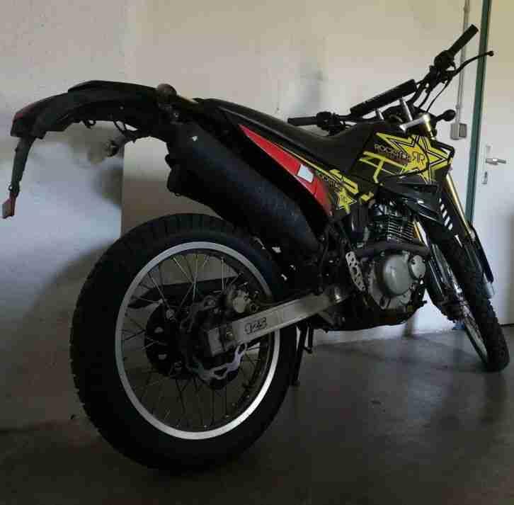 Sachs ZX 125 Motorcross, Bike, Enduro wie KTM, Yamaha