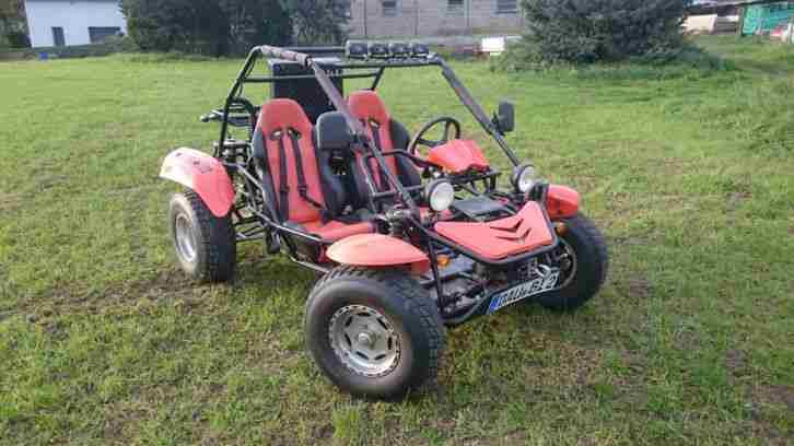 Saiting Buggy 650 F