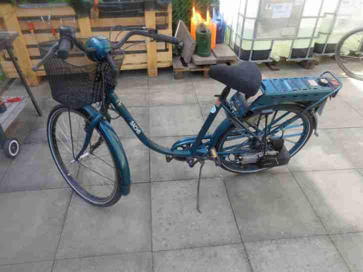 saxonette classic fahrrad mit hilfsmotor hercules. Black Bedroom Furniture Sets. Home Design Ideas