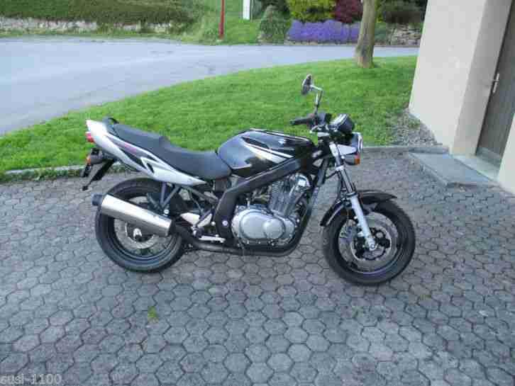 Schnäppchen ! Naked Bike ! Suzuki GS 500 U - Bestes