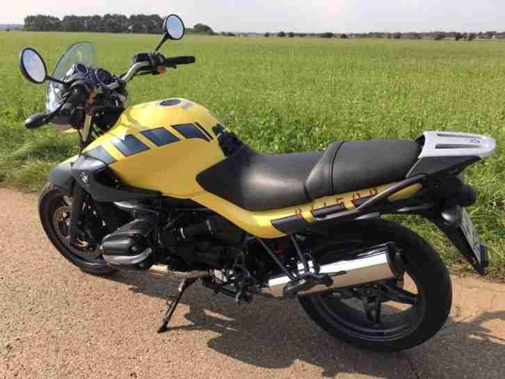 Sehr schönes Motorrad BMW R 1150 R nur 27800 km