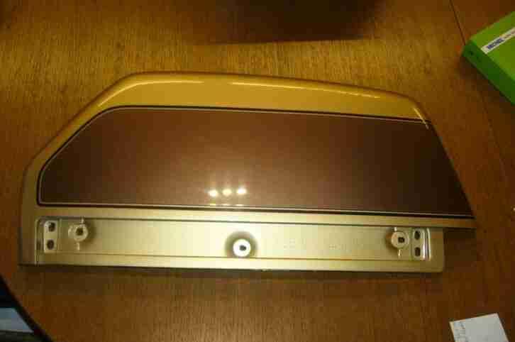 Seitenteil vom Honda Goldwing rechts Neuwertig da nie montiert worden