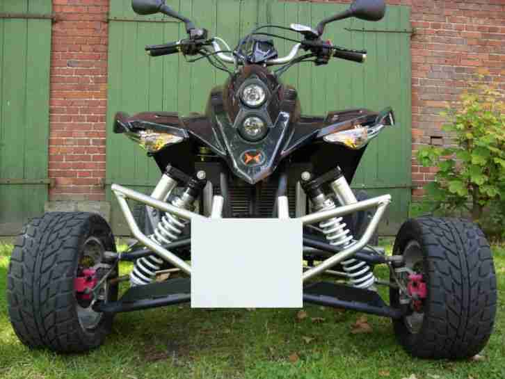 Shineray STIXE 250ccm Schwarz Quad ATV