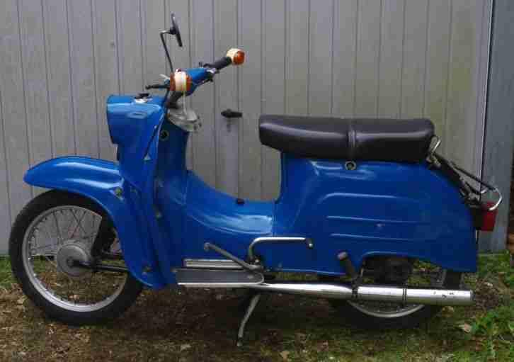 Simson Moped Schwalbe KR51 1