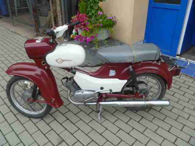Simson Moped Star