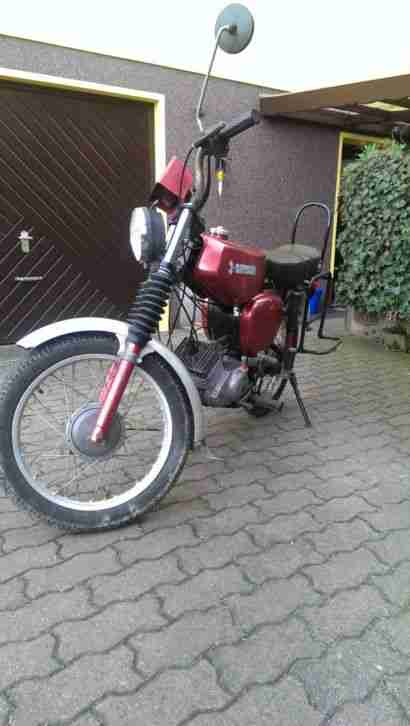 Simson Moped s51