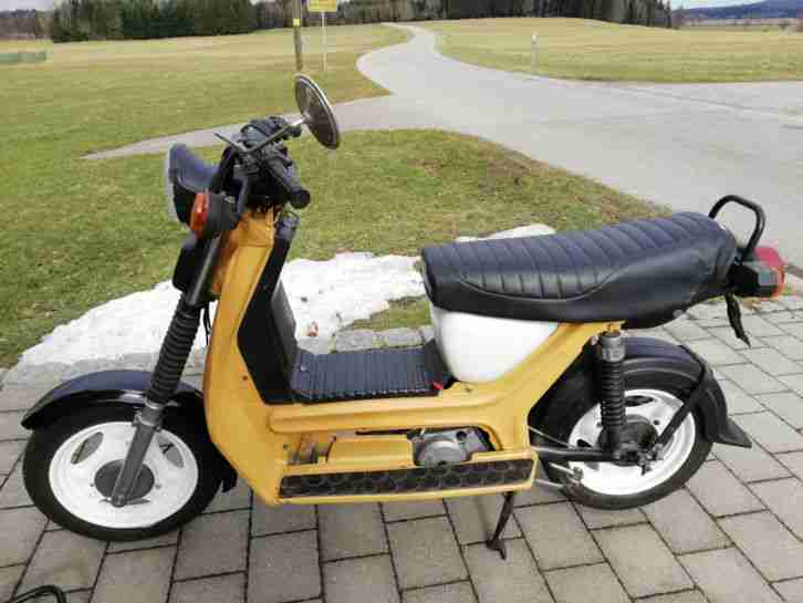 simson roller sr 50 c baujahr 1987 60 km h mit bestes. Black Bedroom Furniture Sets. Home Design Ideas